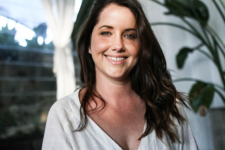 Amy Lea portrait